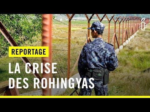 Rohingyas : pourquoi est-ce un crime contre l'humanité ?