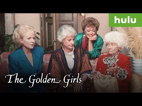The Entire Series Now Streaming • The Golden Girls On Hulu