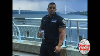 Miguel Pimentel, el policia más Guapo del Mundo!
