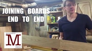 Joining Boards End to End 013
