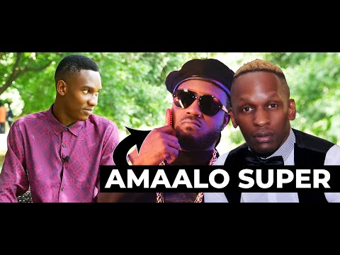 """Tamale Jnr Stings Bebe Cool Over Nigerian Singer. """"You & God's Plan are Excited illeterates"""""""