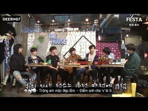 [Vietsub] BTS FESTA 2018 - BTS DINNER PARTY