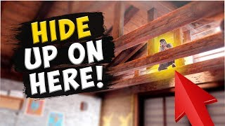 8 Insane NEW Hiding Spots ( Rainbow Six : Siege )