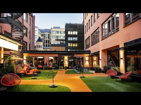 Top10 Recommended Hotels in Helsinki, Finland