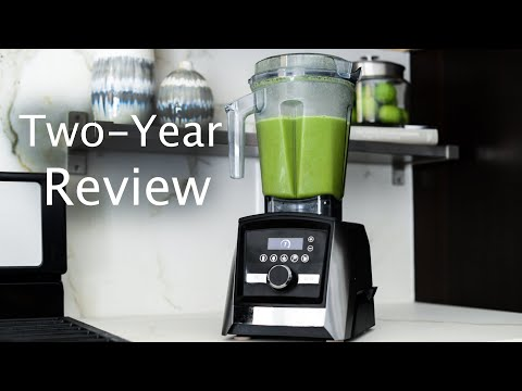Vitamix A3500 Review: Two Years Later!