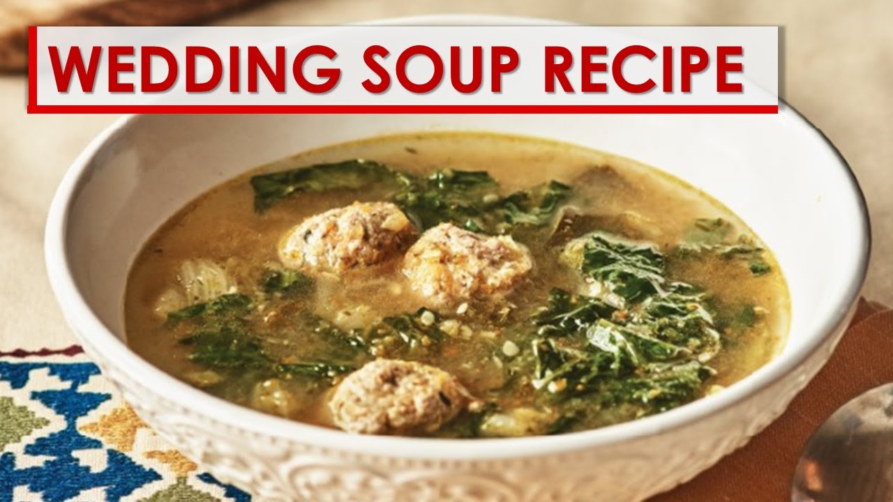 Italian Wedding Soup Recipes.Italian Wedding Soup Recipe