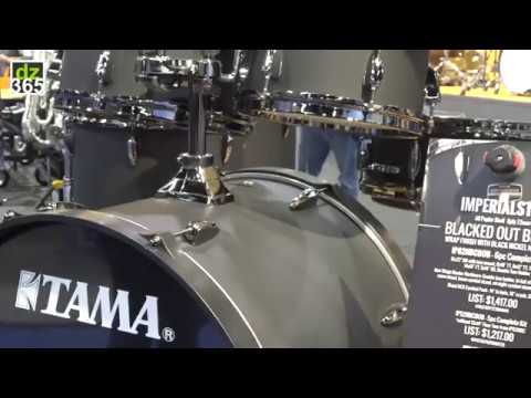 Tama Drums - Imperialstar finish - NAMM 2017