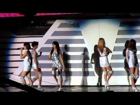 (Fancam)110528 4Minute - Heart to Heart & Talking @ Dream Concert