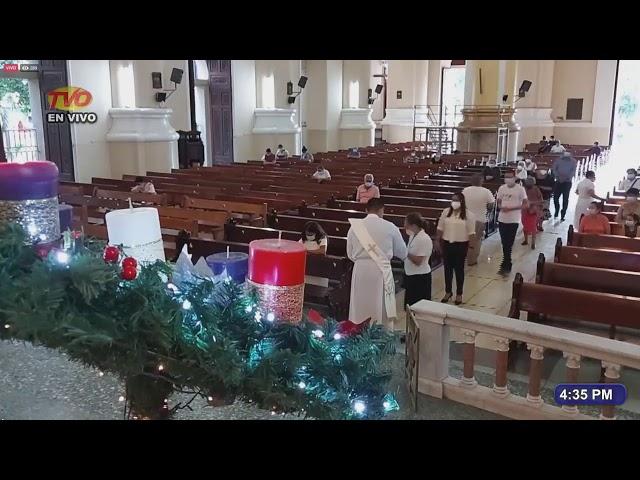 Santa Misa 3 DE DICIEMBRE DE 2020