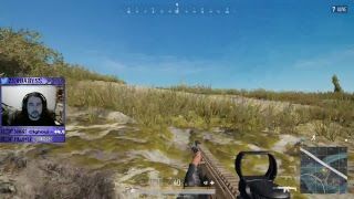 ZeroAbyss Plays Games - 4/18/18 - PLAYERUNKNOWN