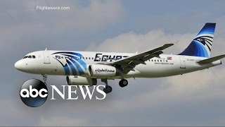 EgyptAir Transmitter Message Suggests Fire, Smoke Near Cockpit