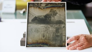 Conserving one of the oldest photographs in MoMA's collection | CONSERVATION STORIES
