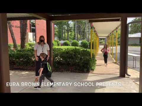 Eura Brown Elementary School Back to Campus 2020