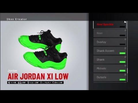 NBA 2K19 HOW TO MAKE GREEN LIGHT JORDAN