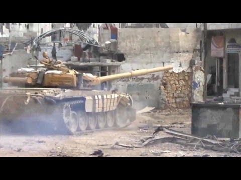 Syria T 72 gets hit by RPG 29 and cooking off,из YouTube · Длительность: 3 мин3 с