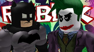 BATMAN VS JOKER! (Roblox Superhero Tycoon)