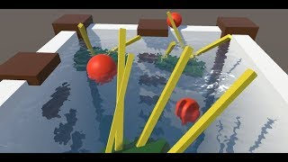 2.3 Unity3D Flow #4 : Looking Through The Water (summary)