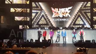 Download lagu Thrall Music Bank Super Junior Türkiye Konseri