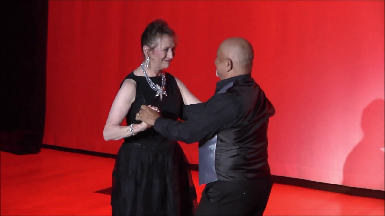 Dr. Marsha Rappley - Dancing with the Richmond Stars 2018