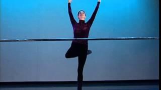 Уроки балета! 02 1