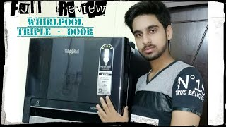 Whirlpool 240 L Frost Free Triple - Door Refrigerator | Full Review | Specifications_Stepwey