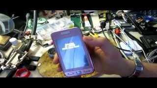 Сброс на заводские настройки Samsung gt-s5230(How to master reset Samsung S5230)(Сброс на заводские настройки Samsung gt-s5230 How to master reset Samsung S5230 вводим код *2767*3855#., 2015-04-01T20:18:21.000Z)