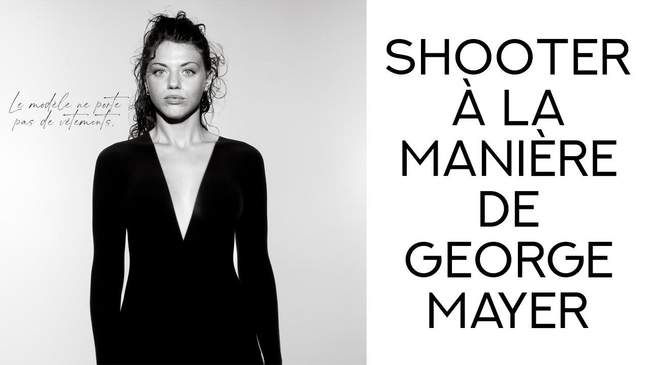 Shooter à la manière de George MAYER.