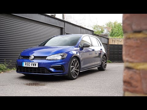 This VW Golf R Costs £45,000!