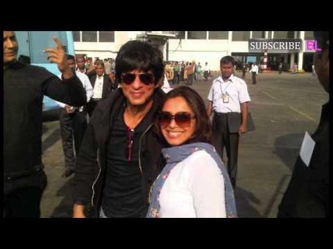 Shahrukh Khan the only celebrity to know about Rani Mukerji-Aditya Chopra secret wedding