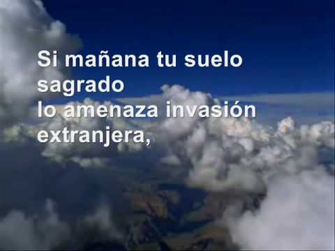 Himno Nacional de Guatemala [National Anthem]