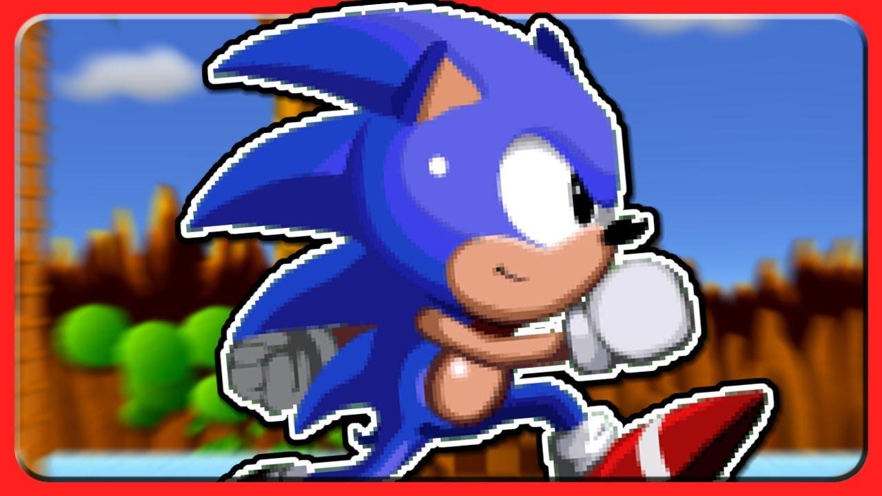 Sonic 1 HD?!   Sonic (...