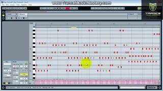How To Make a Trance Arpeggio Melody - Part 1