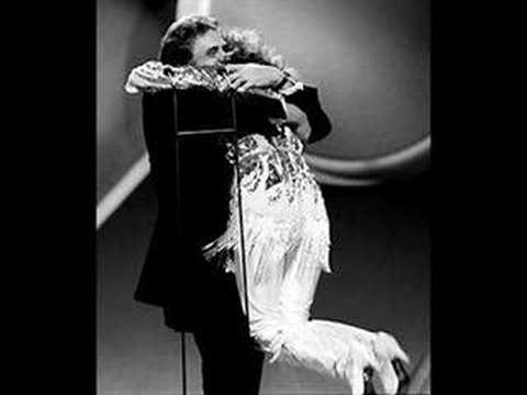 Johnny Cash And June Carter I Got A Woman Youtube