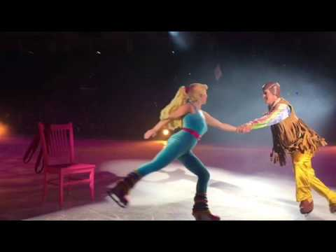 """LIVE"" World of Enchantment Disney On Ice 2016 (video 1 of 2)"