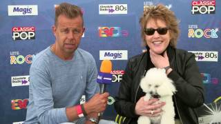 Interview with Katrina at Let's Rock The Moor! 2016