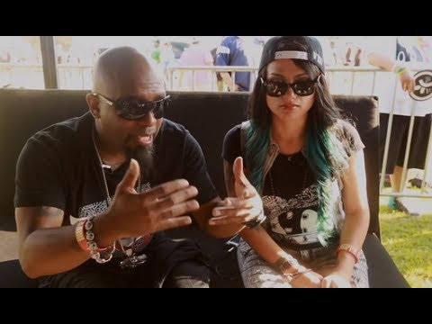 Monster Energy | Tech N9ne x Snow Tha Product At Rock The Bells 2013