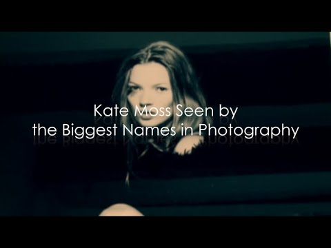 Key Fashion Moment - Kate Moss seen by the most renowned photographers