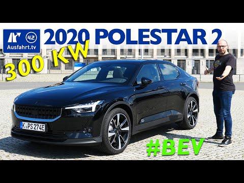 2020 Polestar 2 Launch Edition - Kaufberatung, Test deutsch, Review, Fahrbericht Ausfahrt.tv