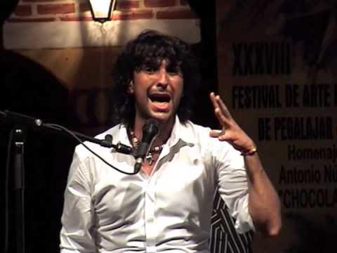 flamenco Arcangel fandangos del Alosno Pegalajar 2006