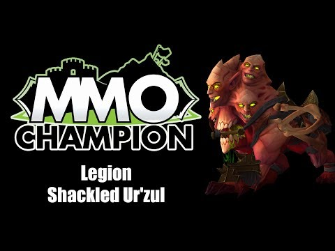 Patch 7.3 - Shackled Ur'zul