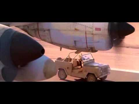 The Living Daylights (1987) - Hercules takes off