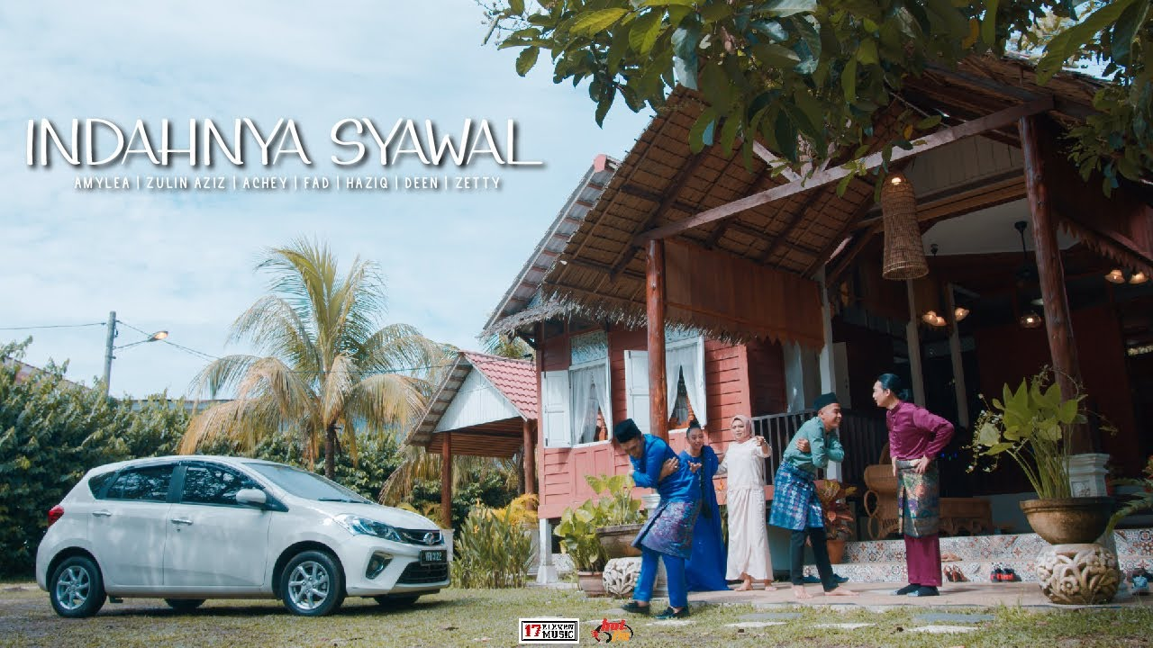 Download 🔴1711 Music X HOT FM - Indahnya Syawal | Official Music Video