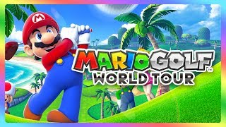 REVIEW - Mario Golf: World Tour