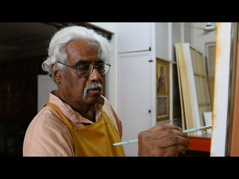 Artists at work | A Ramachandran