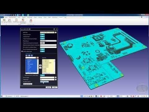 CR 8000 Design Force to SIwave via EDB - ECAD XVIII