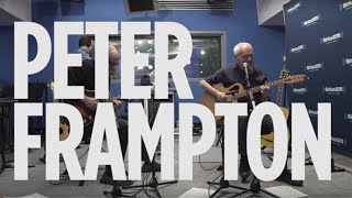 "Peter Frampton ""Do You Feel Like We Do"" Acoustic Live @ SiriusXM // Classic Vinyl"