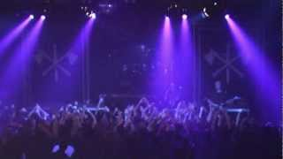 Sacred Steel - Master of thy Fate (Live 30-10-2004)