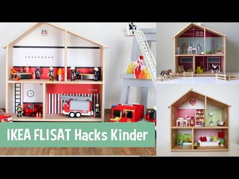 5 Ikea Flisat Hacks Puppenhaus Fur Madchen Und Jungen