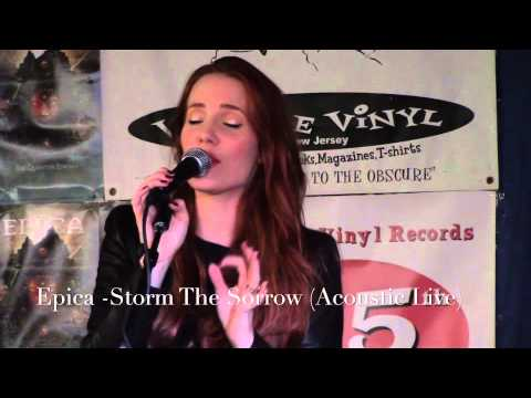 Epica - Storm The Sorrow (Acoustic Live)