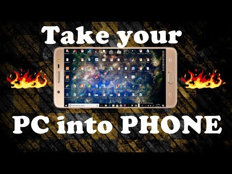How to use Remote Desktop Client।Take your PC into your Phone। In just 3 minutes